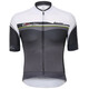 Santini Sleek Plus SS Jersey Men White